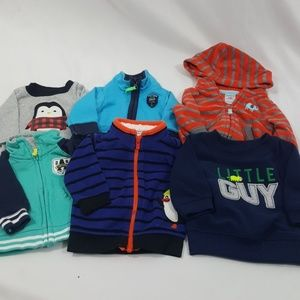 Carter's Top/Sweaters Bundle Size Newborn